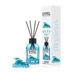 Parfum de camera cu betisoare, Aroma Ocean, 110ml, EY17