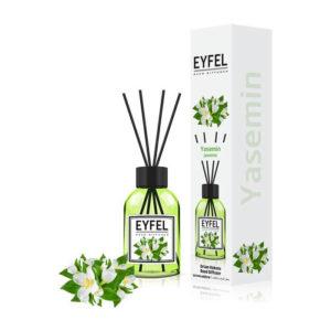 Parfum de camera cu betisoare, Aroma Iasomie, 110ml, EY22