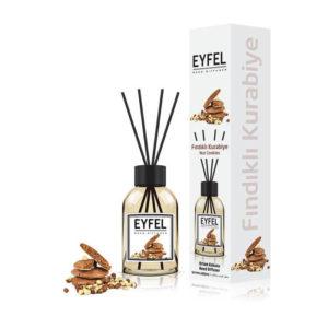 Parfum de camera cu betisoare, Aroma Fursec cu alune, 110ml, EY24