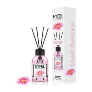 Parfum de camera cu betisoare, Aroma Flori de gradina, 110ml, EY26