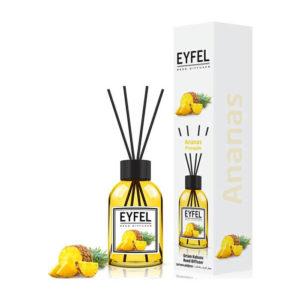 Parfum de camera cu betisoare, Aroma Ananas, 110ml, EY35